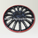 ZT-1007 BLACK-RED